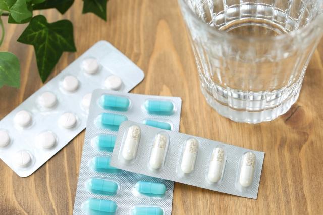 鎮痛剤の写真