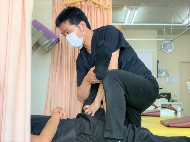 お身体の状態に合わせた施術法をご提案します!
